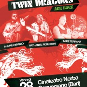 Andrea Braido - Nathaniel Peterson - Mike Terrana: Twin Dragons Are Back
