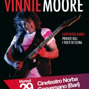 Vinnie Moore @ VDPMUSIC CLUB