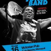 Carvin Jones Band / VDPMUSIC CLUB 16 Febbraio