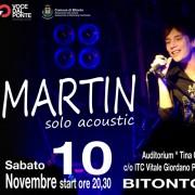 ERIC MARTIN ACOUSTIC EUROPA TOUR 2013 VDPMUSIC